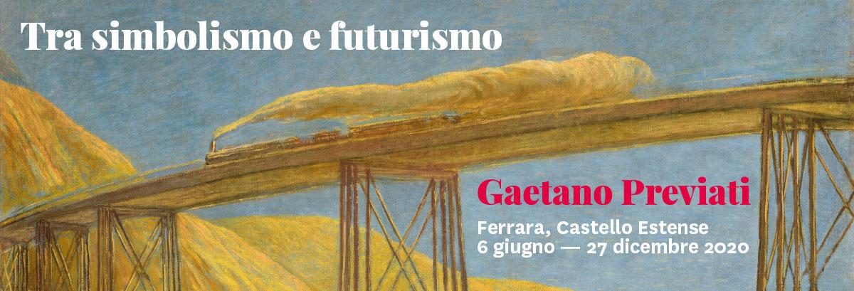 BETWEEN SYMBOLISM AND FUTURISM. GAETANO PREVIATI