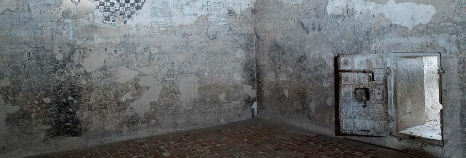 Don Giulio's prison