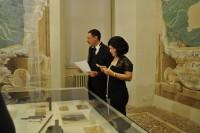 Boldini e la moglie