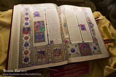 Copia della Bibbia di Borso d''Este