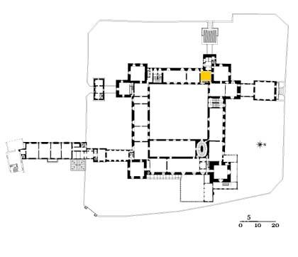 L'anticamera della Galleria