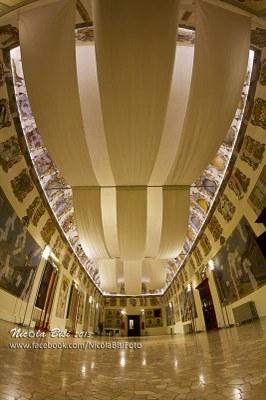 Sala degli stemmi - Castello Estense
