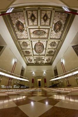 Sala del Governo - Castello Estense