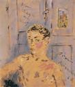 F. De Pisis, Ritratto di Allegro, 1940