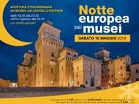 18 maggio 2019 - Notte Europea dei Musei