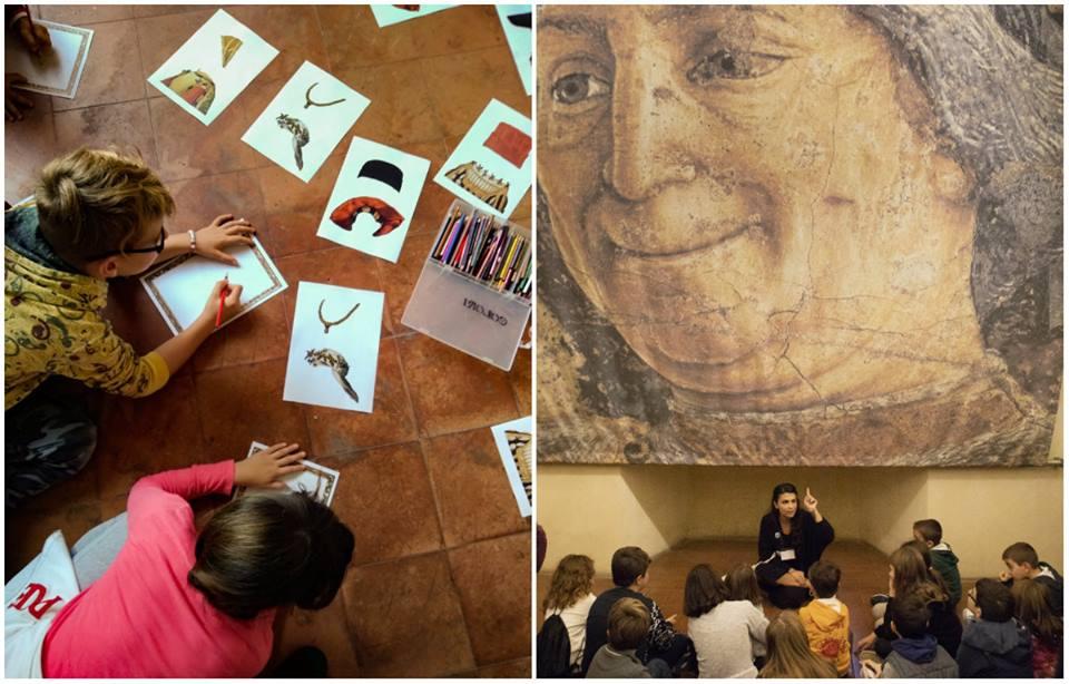 """""""Un Castello di parole"""" il laboratorio didattico al Castello Estense dedicato ai bambini"""